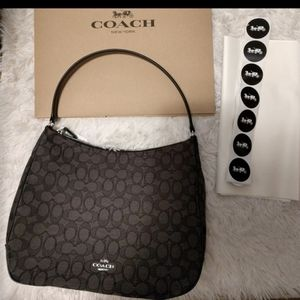 Coach Bag Luxary Purse 12x10x4